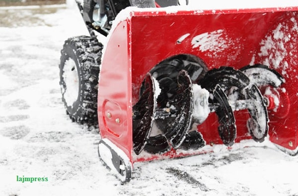 How To Maintain The Snowblower